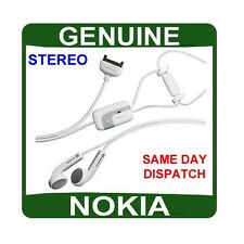 GENUINE Nokia HEADPHONES Mobile 6630 E70 original cell phone earphones handsfree