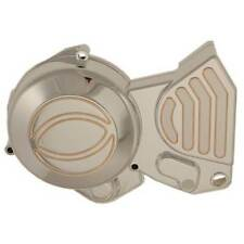 CARTER MOTORE COPRI PIGNONE CROMO CATENA DERBI SENDA CHROME SIDE ENGINE COVER