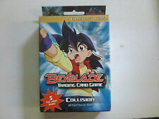 Beyblade Cards COLLISION Starter Deck Aoki D-Rights #2 New 2003