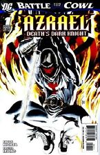 AZRAEL DEATH'S DARK KNIGHT #1-3 NEAR MINT COMPLETE SET 2009 BATTLE FOR THE COWL