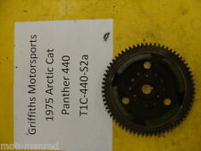 75 74 Arctic Cat Panther 440 T1C440S2A magneto rotor flywheel fp4468 start gear