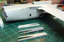 1/48th Super detailed Resin Tornado wing seals for Revell Tornado IDS/GR4 kit.