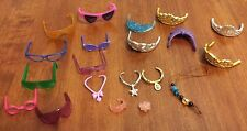 Barbie Doll Accessories Mixed Lot 20 pieces