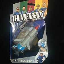 Thunderbirds 1 New Toy With Sound Effects & Retractable Wings For Sale