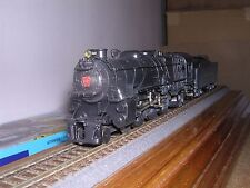 BRASS PFM UNITED  P.R.R. 4-6-2 K-4 Steam Loco #5438  H.O.Gauge