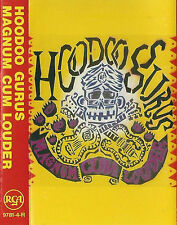 HOODOO GURUS MAGNUM CUM LOUDER CASSETTE ALBUM RCA USA? Garage Rock Power Pop Alt