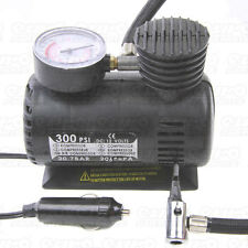 Autocare Air Compress Mini Tyre Inflator With Built In Gauge 12v In Car