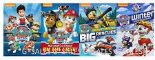 PAW Patrol Nickelodeon Nick Jr Educational Series ~ NEW 4 MOVIE DVD Collection