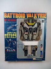 80's Takatoku Japan 1/55 Macross VF-1S Roy Focker Robotech Skull Leader Fokker