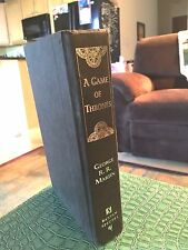 A GAME OF THRONES, George R R Martin, True 1st Edition