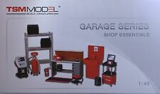 TSM MODEL 1:43 SCALE GARAGE SERIES SHOP ESSENTIAL FOR TOMICA CHORO Q CAR