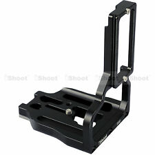 Quick Release Plate Camera Holder for Ball Head Nikon D810 Battery Grip MB-D12