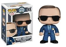 Funko Pop! Marvel #53 Agent Coulson From Agents of Shield IN HAND MIB