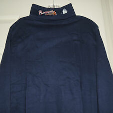 MLB Atlanta Braves Turtleneck Jersey Shirt New L