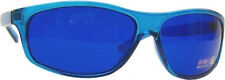 Blue Color Therapy Glasses PRO Sport Style Poker Sunglasses