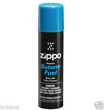 1x Zippo Blu Butane Gas Fuel Refill Lighter 1.48oz 42g Premium Gas Blu Can