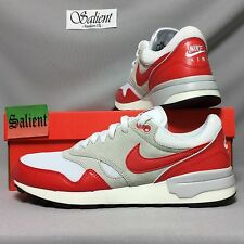 Nike Air Odyssey uk9 Bianco Rosso 652989-106 eur44 OG Pegasus Max Structure 1 Epic