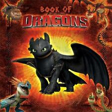 How to Train Your Dragon TV: Book of Dragons (2014, Picture Book)