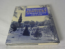 The University of Kentucky A Pictorial History Carl B Cone Hardcover Book