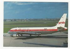 Garuda Indonesia Douglas DC 8 KLM Aviation Postcard, A824