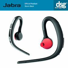 Genuine Jabra Storm Bluetooth Headset HD Voice NFC Wind Noise Reduction