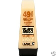 Original Source Shea Butter and Honey Shower Gel Body Wash 250ml