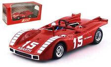 Best Abarth 2000 SP #15 Nurburgring 1970 - K Ahrens Jr.1/43 Scale