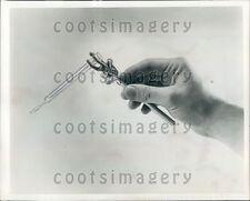 1968 Fisher Scientific Co Micro Clamp  Press Photo