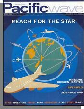 Pacific Wave - 1999, April - Air New Zealand In-Flight Magazine - Ian Mune