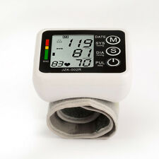 Portable Digital LED Display Wrist Blood Pressure Monitor And  Sphygmomanometer