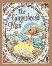 The Gingerbread Man - Aylesworth, Jim - Board book