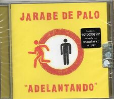 JARABE DE PALO versione italiana CD ADELANTANDO sealed 2007 NICCOLO FABI Italy