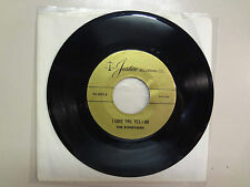 "BONDSMEN:I Love You,Yes I Do 2:11-Out Of Sight 2:21-U.S. 7"" Justice Recording"