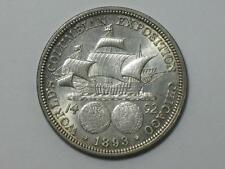 1893 COLUMBIAN EXPOSITION HALF DOLLAR - EARLY US COMMEMORATIVE COIN