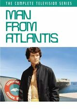 MAN FROM ATLANTIS: COMPLETE TELEVISION SERIES -   Region Free DVD - Sealed