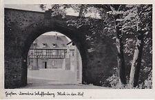 AK Gießen Domäne Schiffenberg 1942 Feldpost