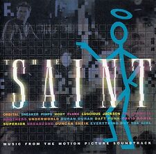 THE SAINT - MUSIC FROM THE MOTION PICTURE SOUNDTRACK / CD