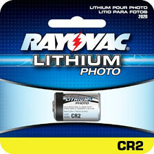 Rayovac 3V Lithium Battery Digital Camera Photo Range Finder LED Flashlight CR2