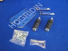 highway bar kit forward iso pegs  Harley Davidson dyna fxd low rider wide glide
