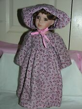 Samantha Doll Collection, by Samantha Medici Limited Edition Series-2007 BY-2801