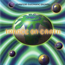 Trance on Earth-European Electronic Dreams-CD-progressive trance-tbfwm