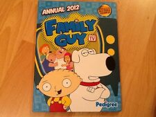 FAMILY GUY 2012 ANNUAL T.V. SERIES NEW UNSOLD SHOP STOCK .  COLLECTORS CONDITION