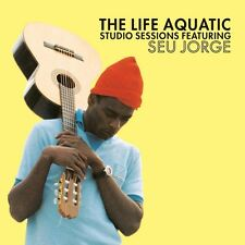 SEU JORGE - THE LIFE AQUATIC-EXCLUSIVE  CD  14 TRACKS SOUNDTRACK  NEU