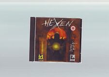HEXEN : BEYOND HERETIC - HEXEN 1 PC GAME - FAST POST - ORIGINAL JC EDITION