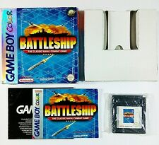 Game Boy Color BATTLESHIP dt. OVP