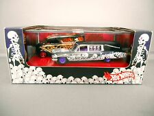2007 JAPAN HOT WHEELS CONVENTION TWO CAR SET CADILLAC HEARSE & DAIRY DELIVERY