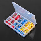 900Pcs Electrical Assorted Insulated Wire Crimp Terminals Connector Case Kit Set