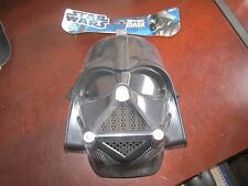 Hasbro - Star Wars Black Darth Vader Helmet Mask 2012 Sith The force new
