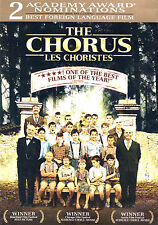 The Chorus (DVD, 2005) [French w/English Subtitles] BRAND NEW FACTORY SEALED