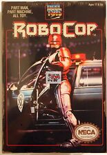 "ROBOCOP VIDEO GAME NES 8-BIT NECA Reel Toys SEGA 2012 7"" Inch ACTION FIGURE"